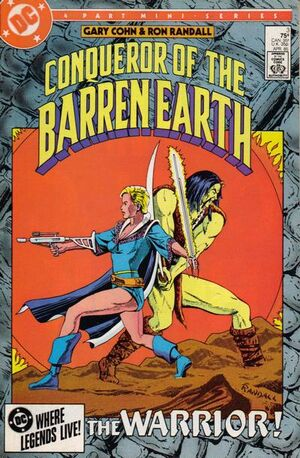 Conqueror of the Barren Earth Vol 1 3