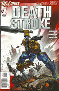 Deathstroke Vol 2 1