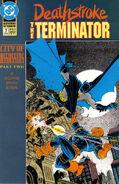 Deathstroke the Terminator Vol 1 7