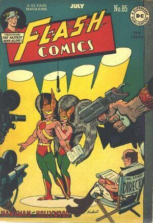 Flash Comics Vol 1 85