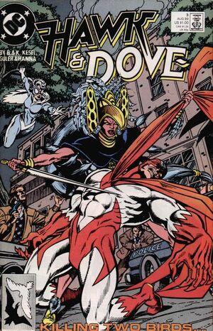 Hawk and Dove Vol 3 3