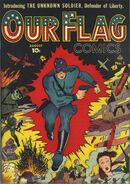 Our Flag Comics Vol 1 1