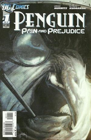 Penguin Pain and Prejudice Vol 1 1
