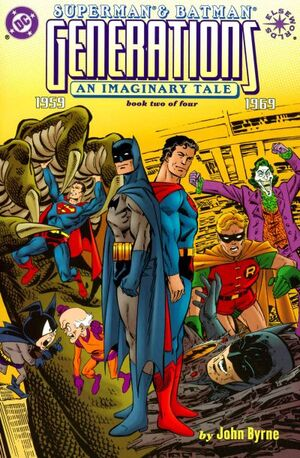 Superman & Batman Generations Vol 1 2