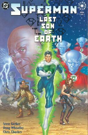Superman Last Son of Earth Vol 1 2