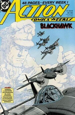 Action Comics Vol 1 633
