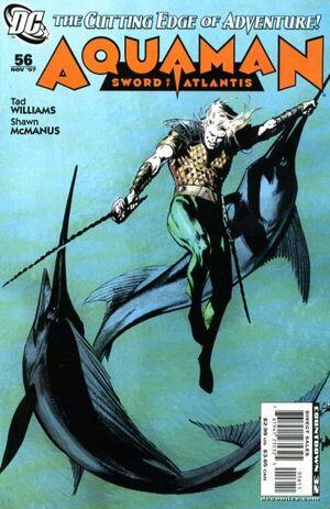 Aquaman Sword of Atlantis Vol 1 56