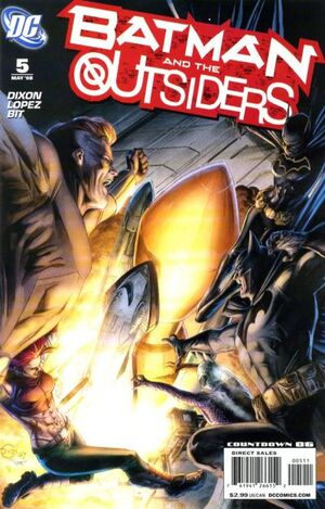 Batman and the Outsiders Vol 2 5