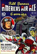 Bill Barnes, America's Air Ace Comics Vol 1 2
