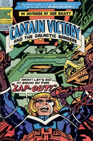 Captain Victory Vol 1 8