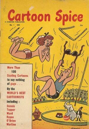 Cartoon Spice Vol 1 1