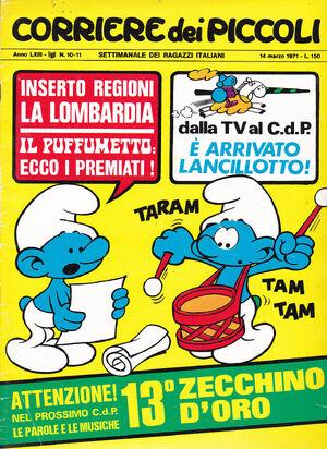 Corriere dei Piccoli Anno LXIII 10-11