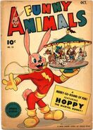 Fawcett's Funny Animals Vol 1 23