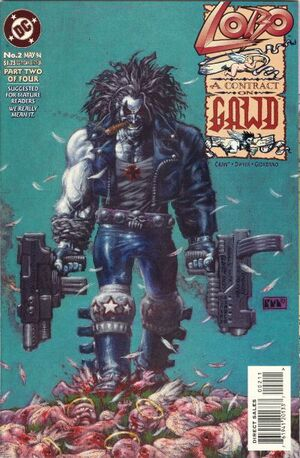 Lobo A Contract on Gawd Vol 1 2