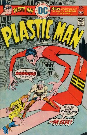 Plastic Man Vol 2 12