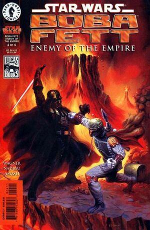 Star Wars Boba Fett Enemy of the Empire Vol 1 4