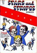 Stars and Stripes Comics Vol 1 6