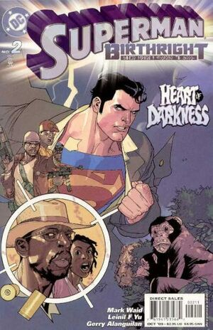 Superman Birthright Vol 1 2