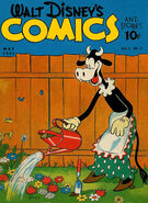 Walt Disney's Comics and Stories Vol 1 8