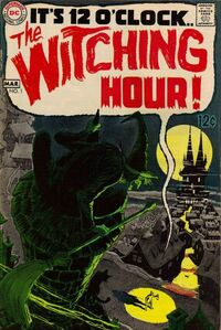 Witching Hour Vol 1 1