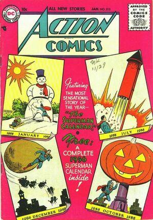 Action Comics Vol 1 212