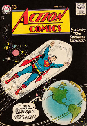 Action Comics Vol 1 229