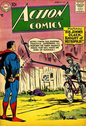 Action Comics Vol 1 231