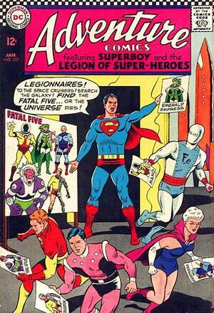 Adventure Comics Vol 1 352