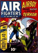 Air Fighters Comics Vol 1 7