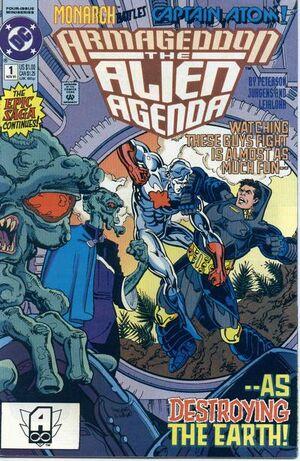 Armageddon The Alien Agenda Vol 1 1