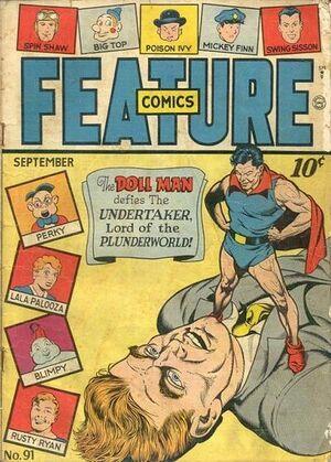 Feature Comics Vol 1 91