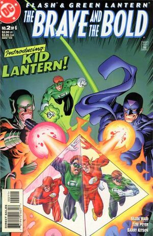 Flash & Green Lantern The Brave and the Bold Vol 1 2