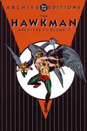 Hawkman Archives Vol 1 1