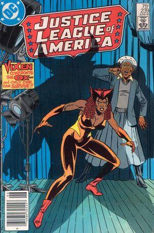 Justice League of America Vol 1 239