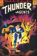 T.H.U.N.D.E.R. Agents Vol 1 12