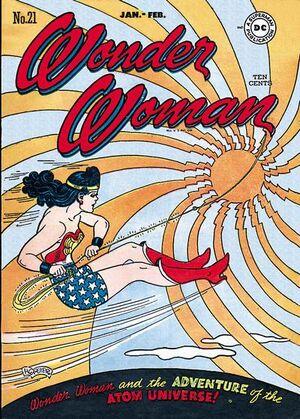 Wonder Woman Vol 1 21
