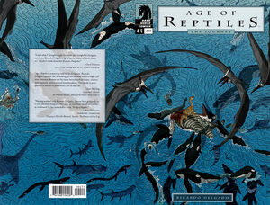 Age of Reptiles The Journey Vol 1 4