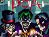 Batman: DOA Vol 1 1