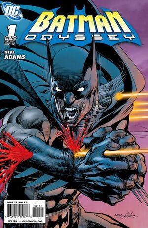 Batman Odyssey Vol 1 1