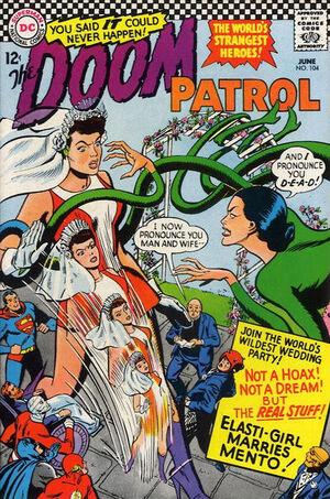 Doom Patrol Vol 1 104