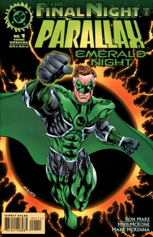 Parallax Emerald Night Vol 1 1