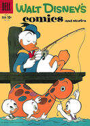 Walt Disney's Comics and Stories Vol 1 226