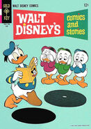 Walt Disney's Comics and Stories Vol 1 321