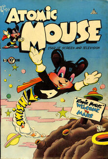 Atomic Mouse Vol 1 1