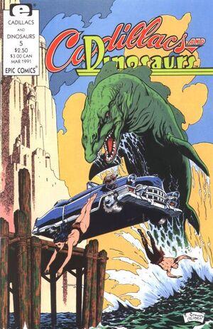 Cadillacs and Dinosaurs Vol 1 5