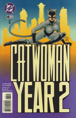 Catwoman Vol 2 38