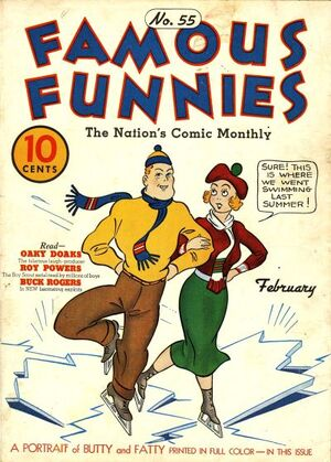 Famous Funnies Vol 1 55