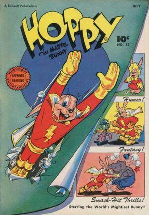 Hoppy the Marvel Bunny Vol 1 13