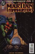 Martian Manhunter Vol 2 5