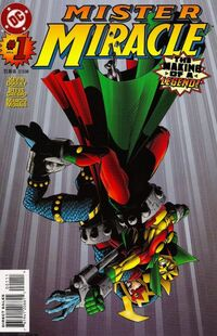 Mister Miracle Vol 3 1